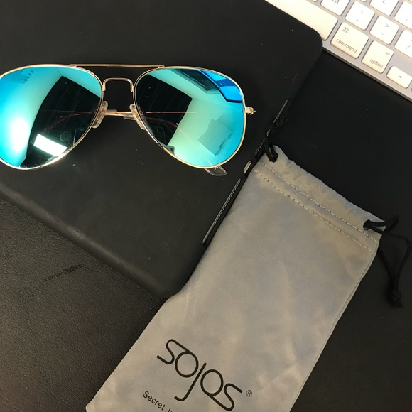 4f6006128b05 Sojos Accessories | Classic Aviator Polarized Sunglasses Mirrored ...
